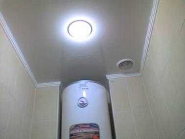 Хорошо работающая вентиляция – залог свежего воздуха в туалете.