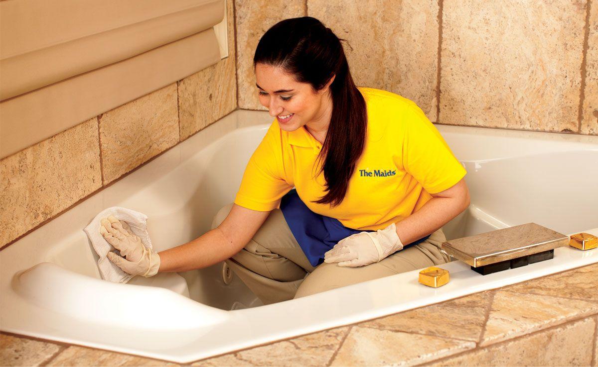 Сделать ванну белоснежной в домашних условиях