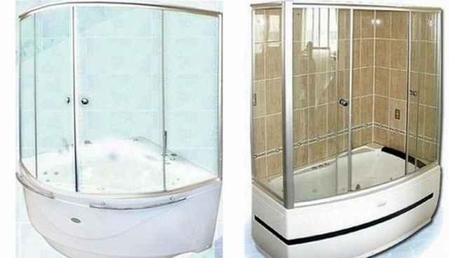 Стеклянные шторки для ванной раздвижные своими руками