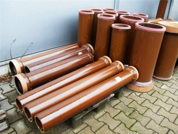 Керамическая канализация предназначена для эксплуатации в особо жестких условиях.