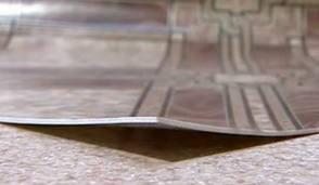 Коллоксилиновый линолеум – красота, прочность и водостойкость.