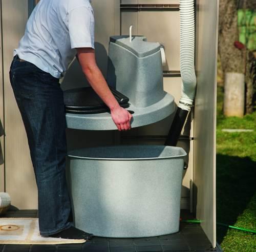 Компостирующий туалет для дачи