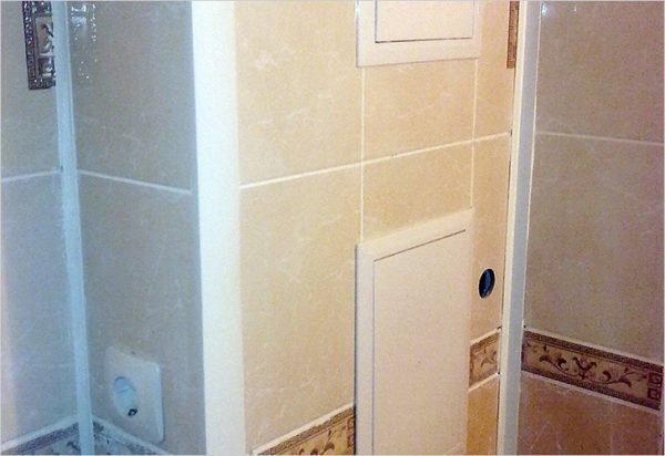 Конструкция, эксплуатируемая в ванной, должна отвечать определенным требованиям.