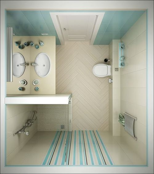 дизайн малогабаритных ванной комнаты фото