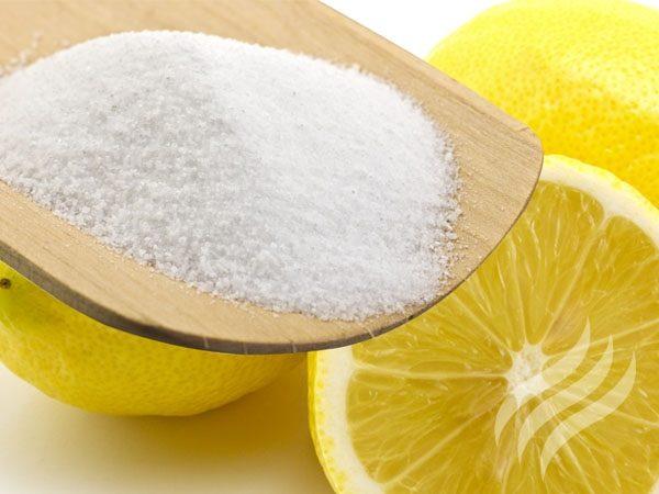 Лимонная кислота – простое и надежное средство для удаления налета