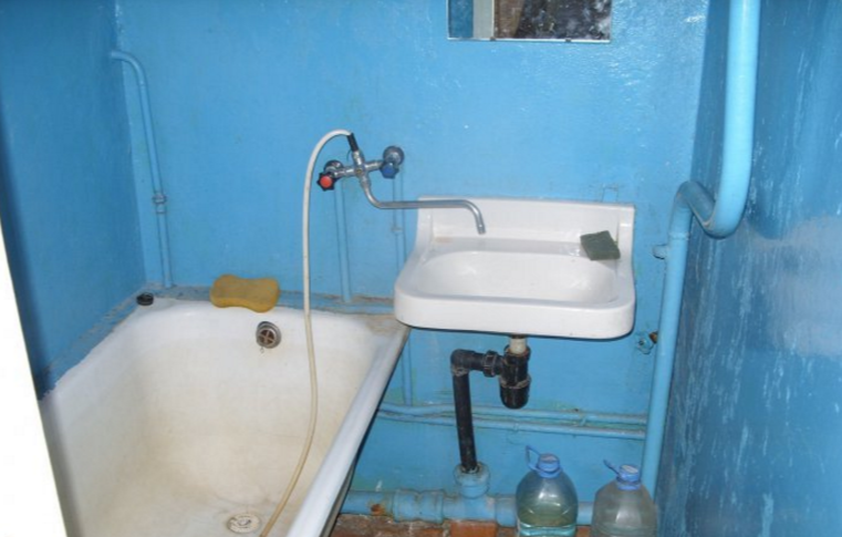 Правильно красить ванную комнату ванная комната часть речи