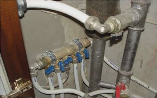 Металлопластиковые трубы для водопровода – распространенный выбор.