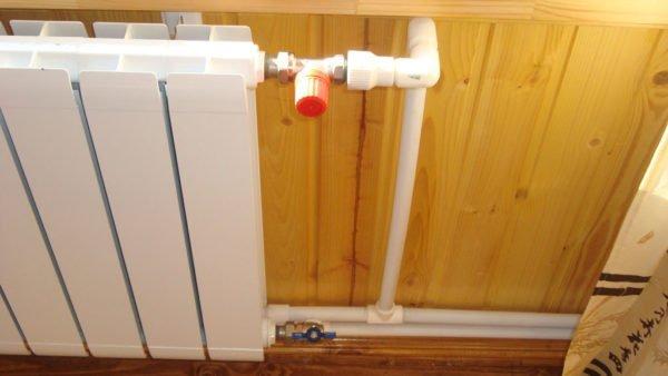 Многослойные полипропиленовые трубы в системе отопления