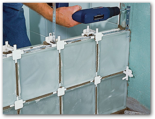 перегородка для ванной из пластика гипсокартона