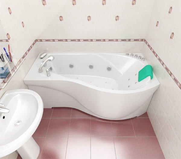 Установка акриловой ванны: как закрепить за 5 шагов