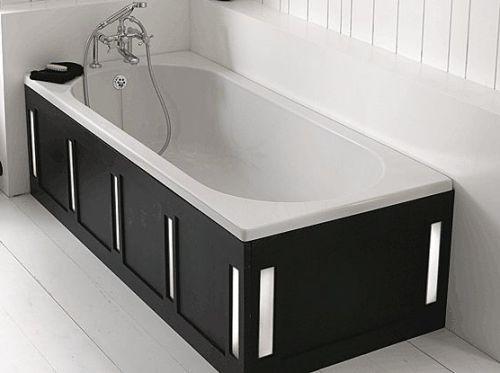 На фото: ванная из чугуна – нестареющая классика для любого интерьера