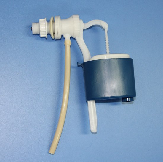 Ремонт наливного клапана унитаза