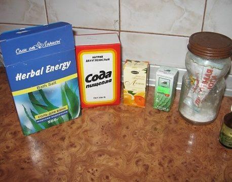 neobhodimyy-nabor-ingredientov-dlya-sozdaniya-shipuchih-boegolov-e1472172911125 Бомбочка для ванны своими руками