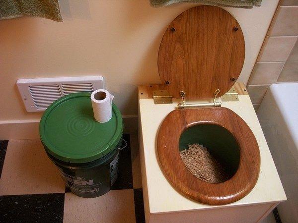 Стульчак для дачного туалета своими руками пошагово с