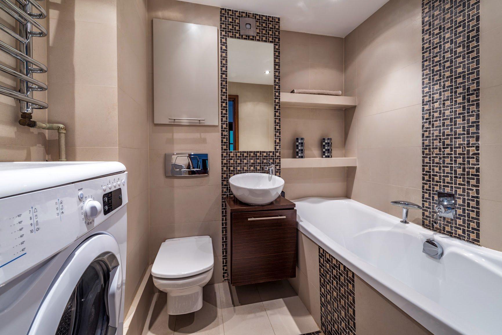 Дизайн ванной комнаты без туалета фото 2018 современные идеи 3 кв.м