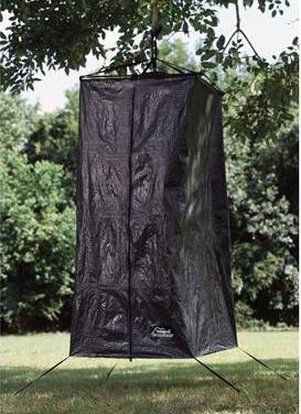 Палатка своими руками - вариант для любителей конструировать.