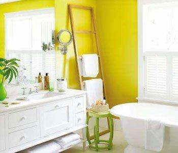 Правильная дозировка жёлтого цвета гарантирует вам превосходные ощущения в процессе принятия водных процедур