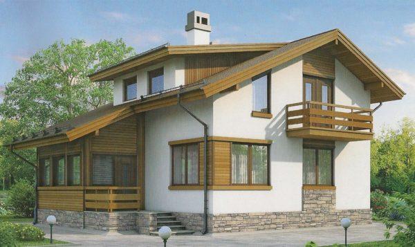 Правильно спроектированное жилище из ячеистого бетона лучше вовсе не утеплять.