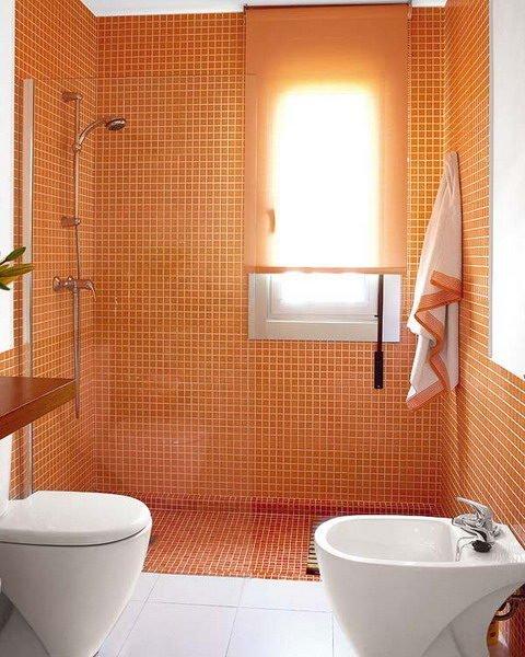 Правильный оранжевый дизайн для хорошего настроения