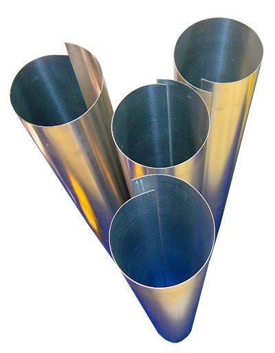 Изготовление из жести труб