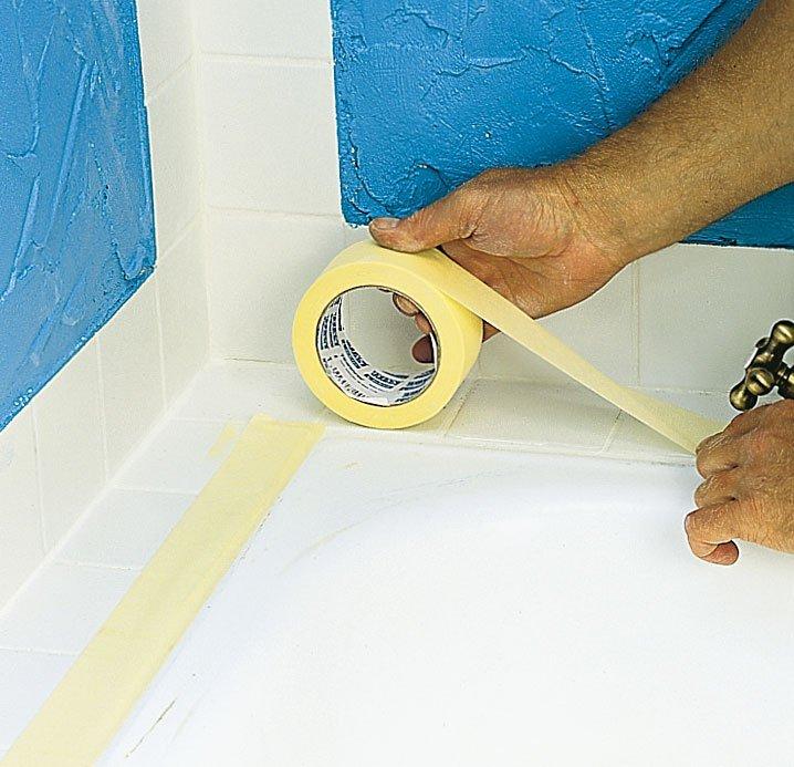 Обновить ванну своими руками