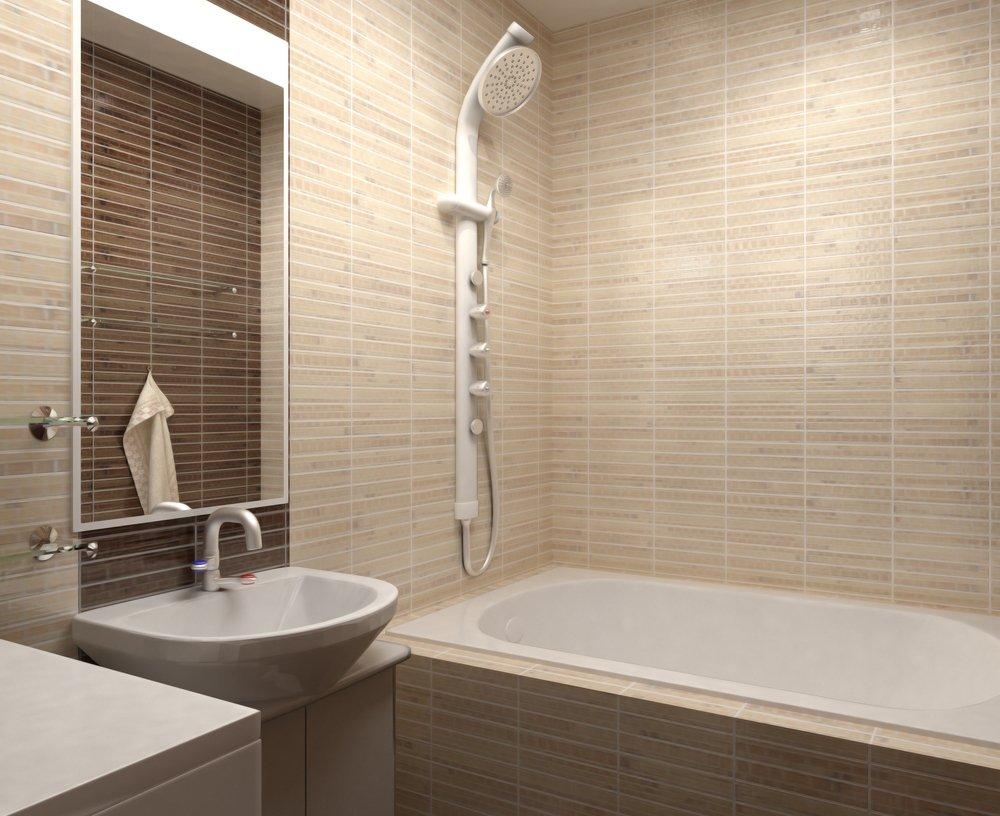 Дизайн маленькой ванной комнаты: фото, советы, идеи