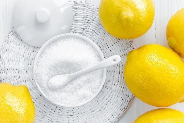 Сок лимона тоже помогает, но лимонная кислота определенно дешевле!