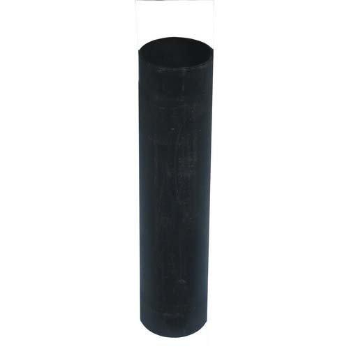 Стальной дымоход из черного металла