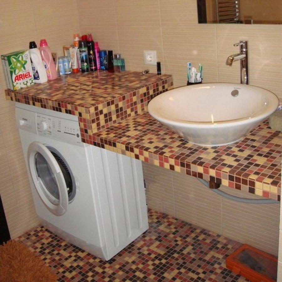 Столешница для ванны своими руками 33