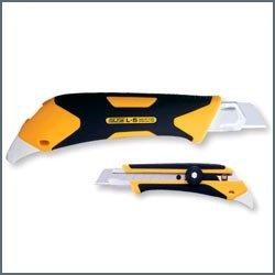 Строительный нож – универсальный инструмент для любых работ, где нужно что-то разрезать