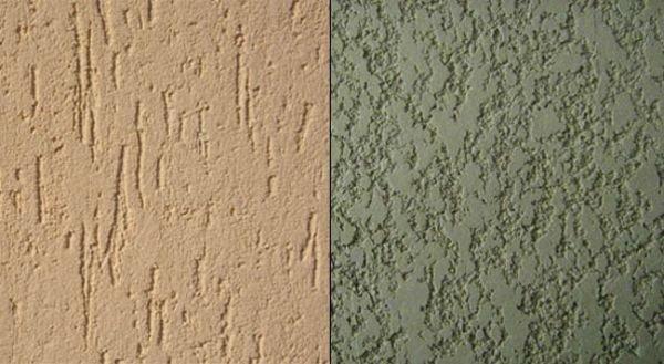 Текстурированная поверхность может накапливать влагу.