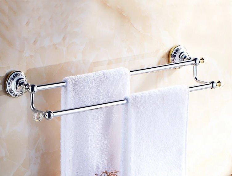Полотенцедержатель в ванную комнату: 7 типов распространенных моделей |  Obustroeno.Com