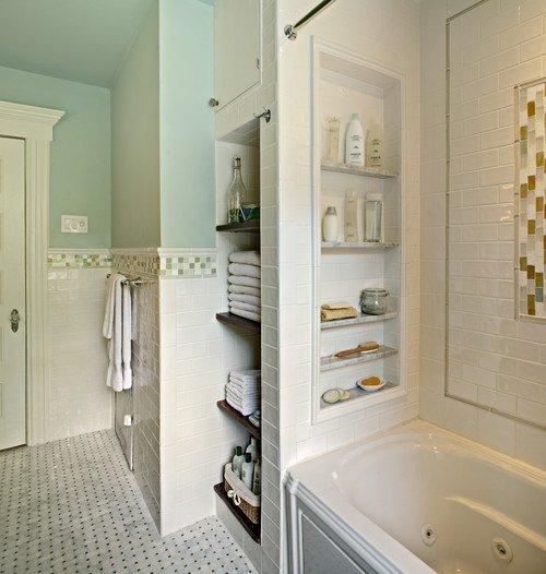 Полки для ванны фото