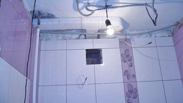 Вентиляция в ванной и туалете в частном доме