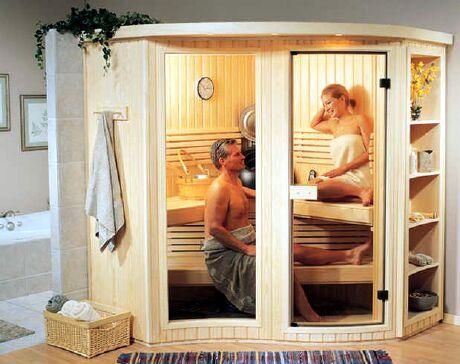 Баня в ванной комнате инструкция как сделать своими руками, видео и фото