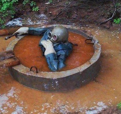 Важно определиться с объемом, чтобы резервуар не переполнился.