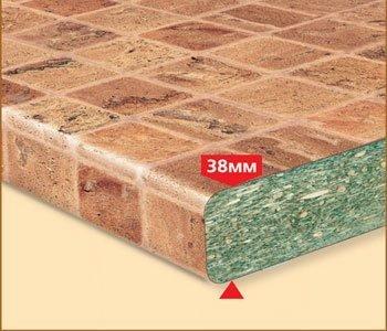 Выбирайте изделия толщиной 38 мм, они намного прочнее более тонких вариантов