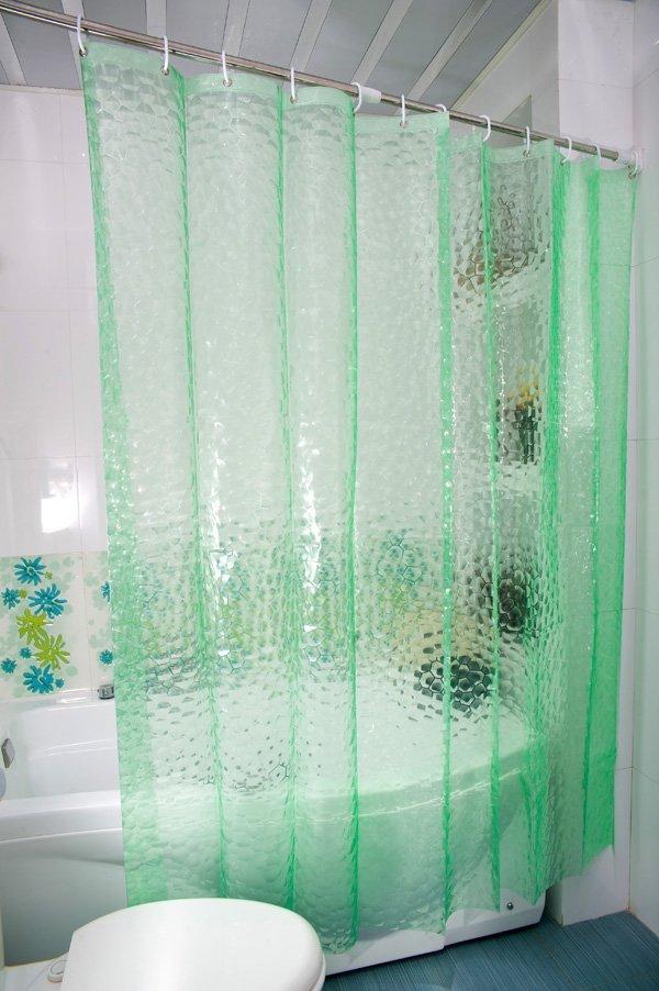 Как сделать стеклянные шторы