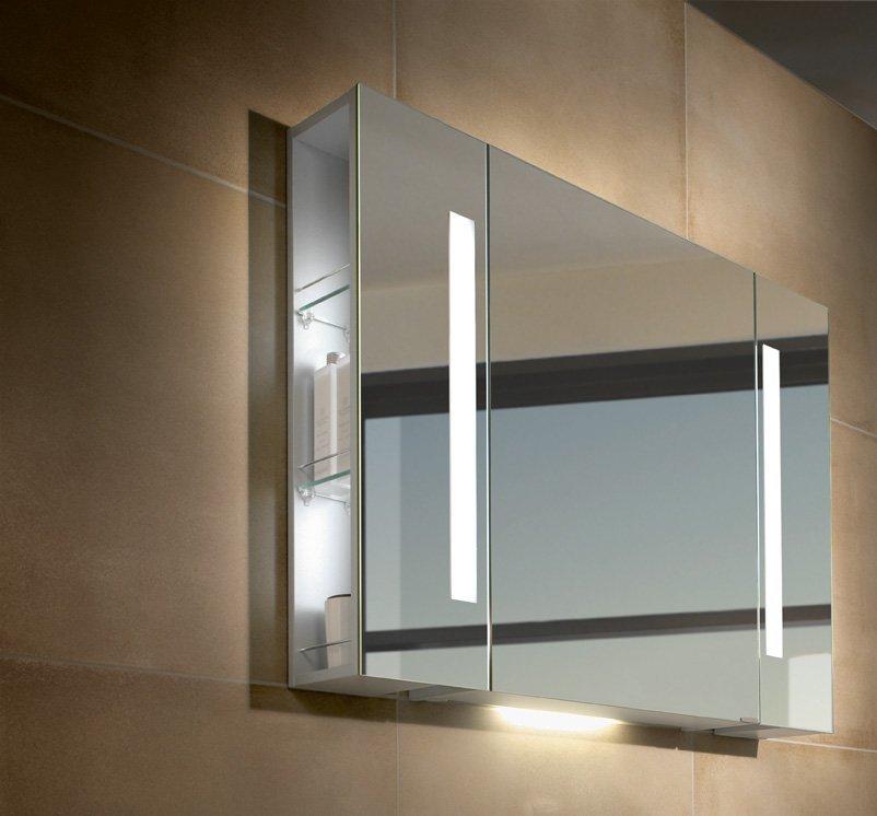 Подсветка в ванной: дизайн зеркал, шкафов, потолка и других .