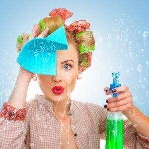 Аэрозоль – быстрое и удобное средство для очистки стекол