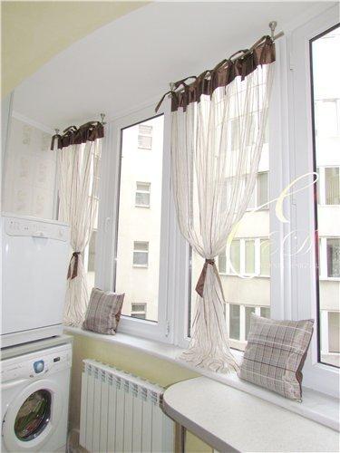 Карниз на балкон или лоджию: 4 нюанса, которые нужно учитыва.