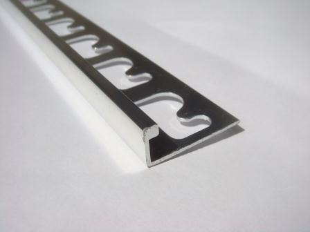 Алюминиевый стартовый профиль для кафельной плитки.