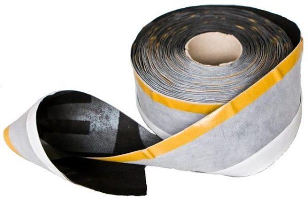 Бутилкаучуковая гидроизоляционная лента