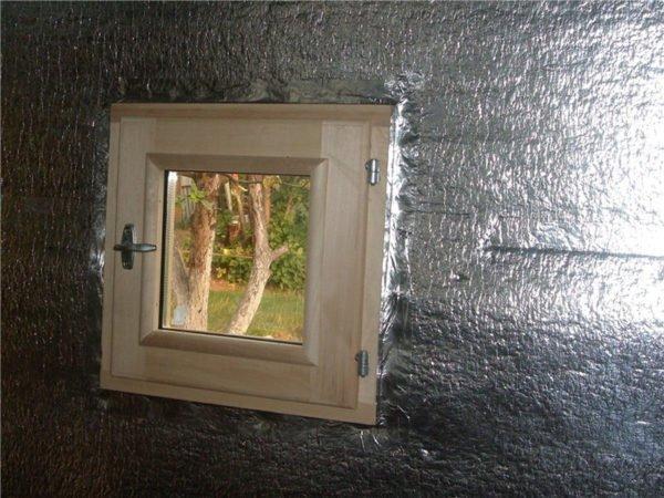 Чем лучше мы загерметизируем окна и двери, и чем эффективнее будет пароизоляция – тем заметнее будет оптимизация микроклимата