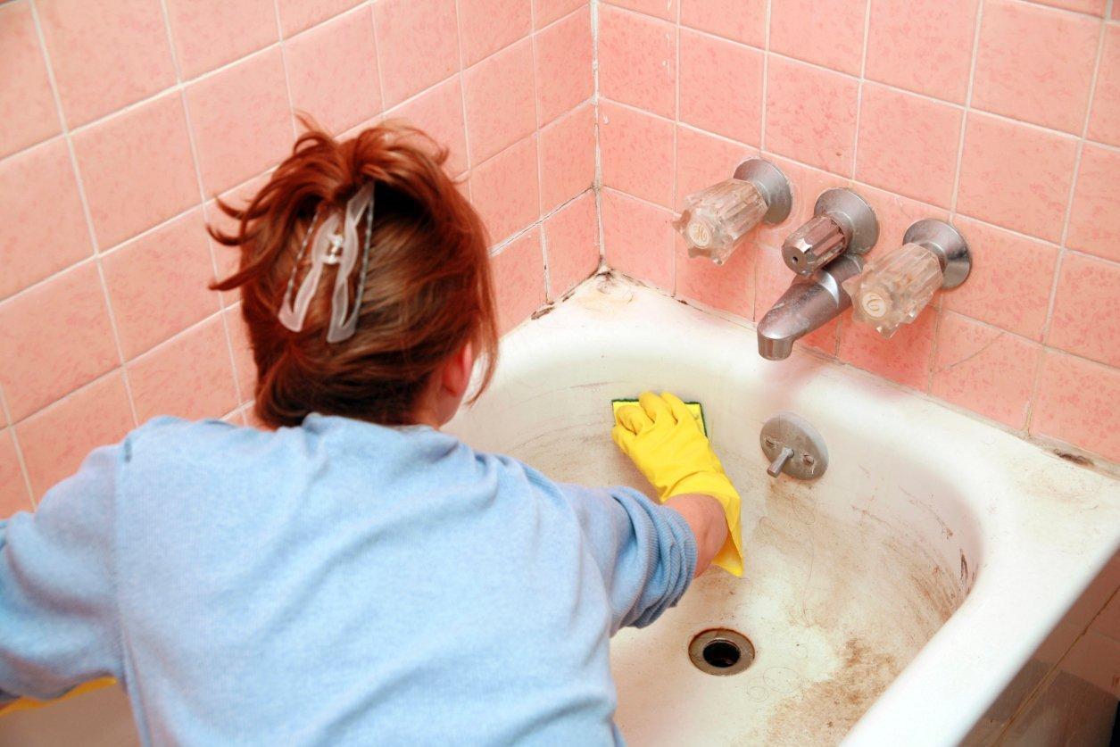 Чем очистить ванну от желтизны в домашних