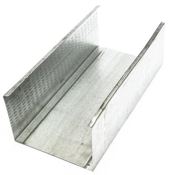CW сечением 50х75 миллиметров.