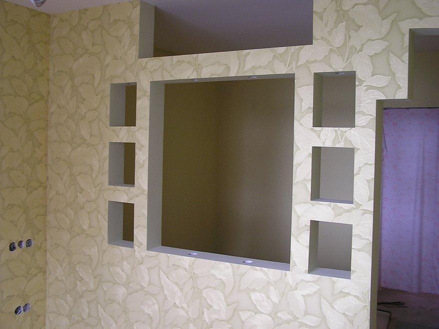 Декоративная перегородка для зонирования комнаты своими руками 2