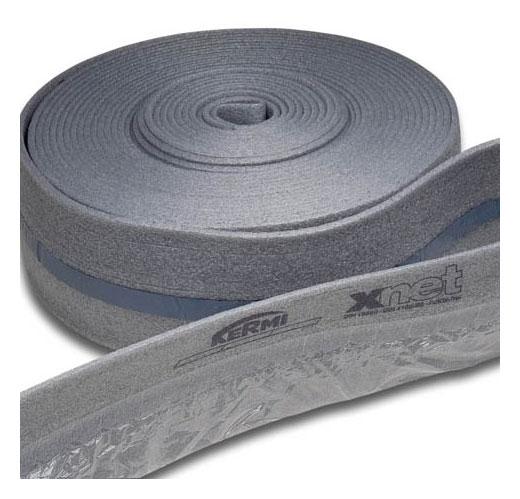 Демпферная лента поможет обеспечить шумоизоляцию между комнатами.