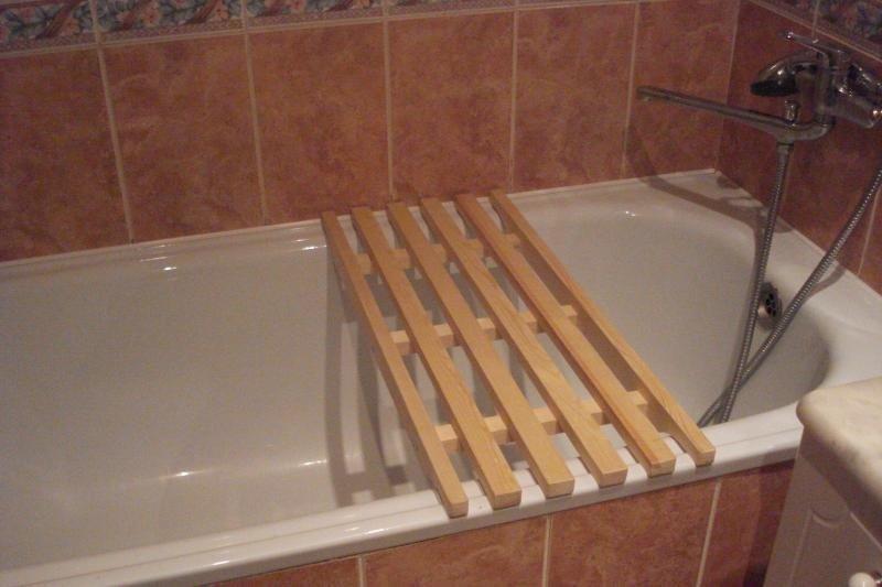 Сиденье в ванну своими руками