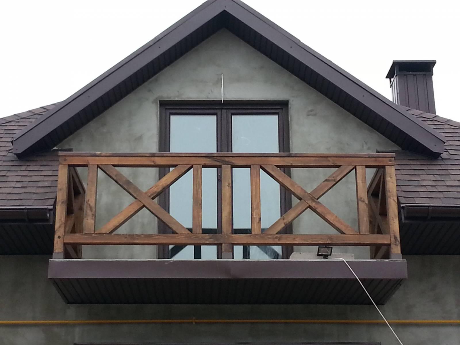 Перила для балкона: 5 видов конструкций obustroeno.com.
